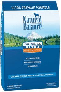 Natural balance dog treat