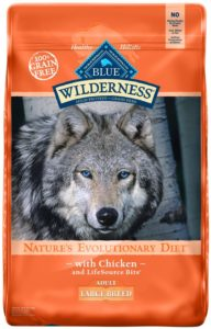 Blue Buffalo Wilderness Large Breed Puppy Formulas